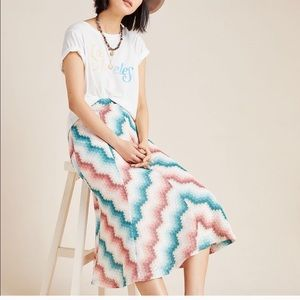MAEVE Knit Midi Skirt